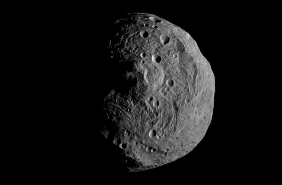 Чудеса солнечной системы. Кратер Утопии. Самая высокая гора солнечной системы.. 2725.jpeg