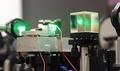 Российские ученые зарядили телефон лазерным лучом с расстояния 1,5 км