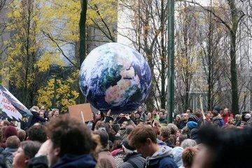 Климатические забастовки состоятся в 156 государствах мира